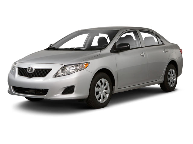 2010 Toyota Corolla Base - List of Automobile Makers models that made Cash for Clunkers top donated Cars